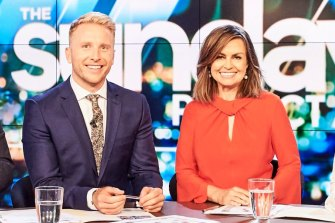Macdonald and Lisa Wilkinson will co-host The Project on Fridays and Sundays.