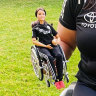 Paralympian gets her own Barbie as doll-maker diversifies