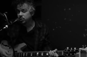 M. Ward live-streamed the launch gig for his new album Migration Stories.
