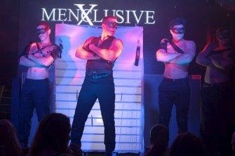 Burlesque Boys.