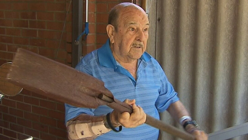 'It would have killed me': Elderly man attacked by neighbour in his home over horn spat