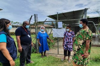 The situation in PNG has deteriorated in recent weeks.
