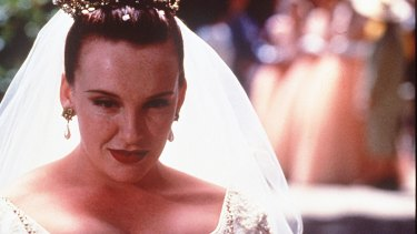 Toni Collette's breakout role in 1994's Muriel's Wedding.