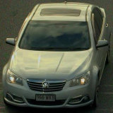 Police believe Zlatko Sikorsky is travelling in a silver 2014 Holden Commodore with a sunroof and Queensland registration 966 WKB.