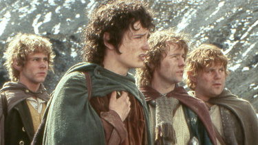 Amazon's Lord of the Rings series is returning to New Zealand, where the films (pictured) were made.