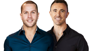 Nick Bell and Andrew Whitford, founders of startup Removify.