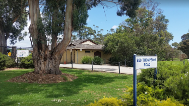 The Lost Dogs' Home Cranbourne West shelter.