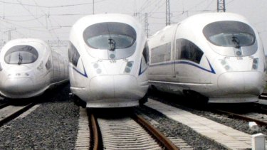 High-speed rail has returned to the agenda during the election campaign.
