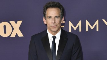 "Actor Ben Stiller is helping New York Governor Andrew Cuomo get the ""stay home"" message across to the public."