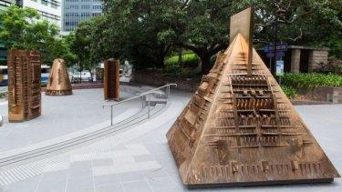 Brisbane's public art is a key part of the city's identity.