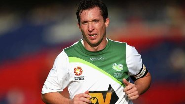 Fury to Roar? Robbie Fowler is in the running to be the next Brisbane boss.