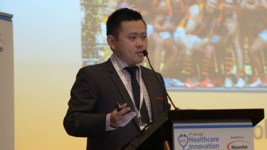 "Cheens Lee says health information managers have an important role to play as the ""custodians"" of health data within hospitals."
