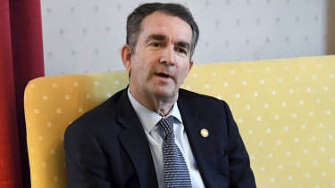 Northam resisted calls from within his own party to resign,