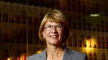 Coca-Cola managing director Alison Watkins.
