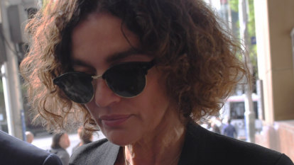 Kookai founder crawled through back streets in mangled car, court told