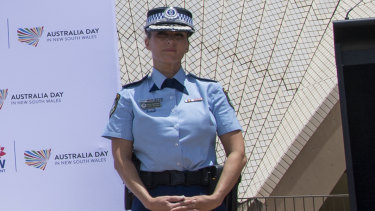 Detective Superintendent Stacey Maloney urged school victims of assault to come forward.