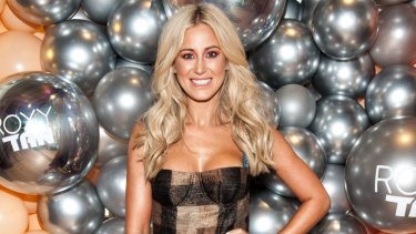 Roxy Jacenko works in PR and as an influencer.