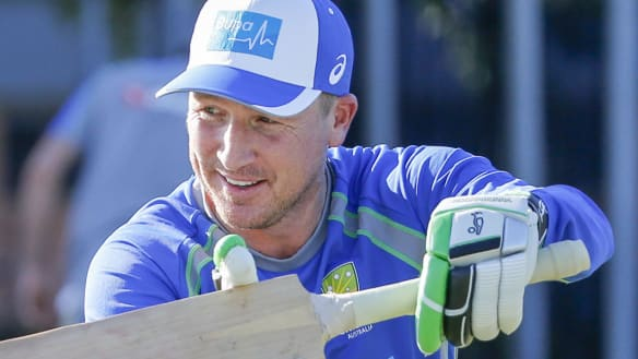 Haddin, Jaques in running for NSW Blues coaching job