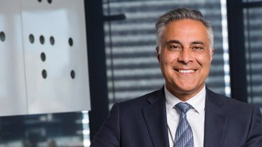 Ahmed Fahour took up the top job at Latitude Financial last year.