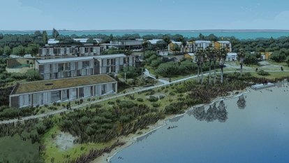 Perth property powers unite to shake up Rotto with $40 million resort