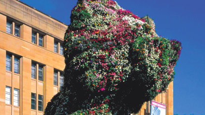 Puppy love: how Jeff Koons' famous sculpture could have been ours