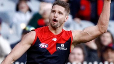 Fremantle have had a specialist look at Jesse Hogan's foot.