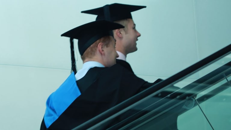 Full-time employment rates for undergraduates have fallen to 72.9 per cent last year from as high as 85.2 per cent in 2008.