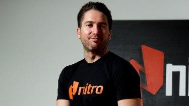 Nitro founder Sam Chandler said the company had filled a global niche.