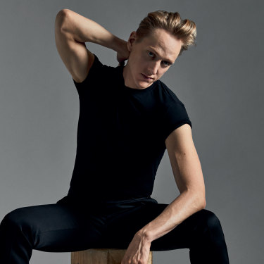 """""""He's the Nureyev of our time,"""" says The Australian Ballet's artistic director David McAllister of David Hallberg. """"He's as famous as it gets."""""""