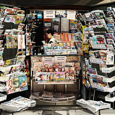 Scores of magazine titles have closed across the country.