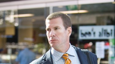 Matthew Perrin, former chief executive of surfwear firm Billabong, was paroled in June.