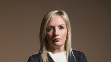Christine Holgate has a plan that she hopes will save Australia Post's dwindling profits.