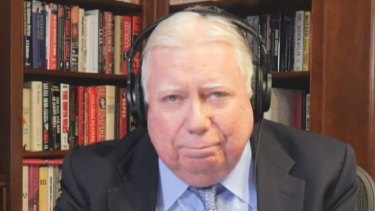 Conservative author Jerome Corsi.
