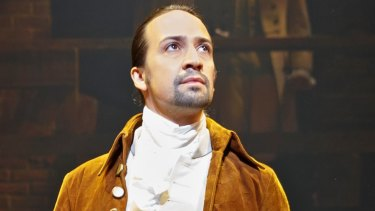 Lin-Manuel Miranda created Hamilton and starred as Alexander Hamilton in the show.