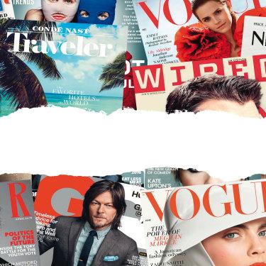 Condé Nast's powerhouse publications.
