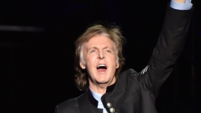 'Wonderful Life' stage adaptation gets a little help from Paul McCartney