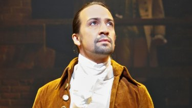 Lin Manuel Miranda created Hamilton and starred as Alexander Hamilton in the show.