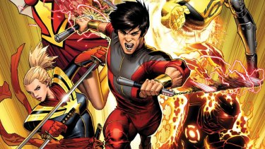 Comic book character Shang-Chi is set to be the first Asian superhero in the Marvel universe.