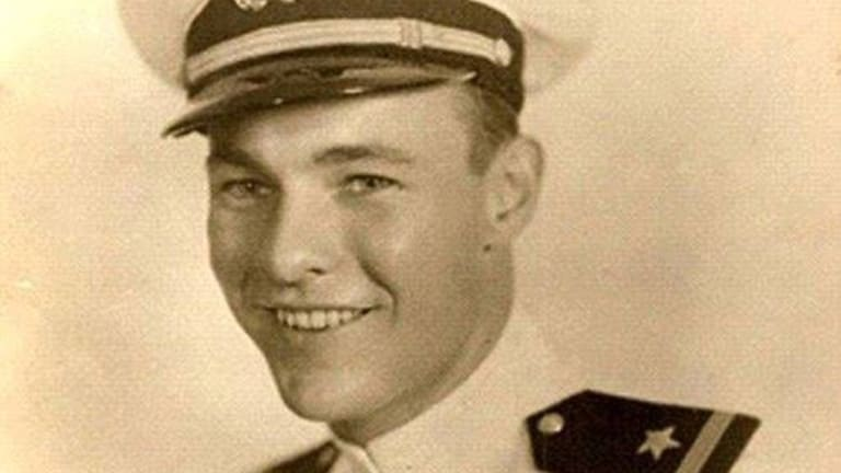 William Liebenow, the PT boat skipper who rescued John F Kennedy during WWII.
