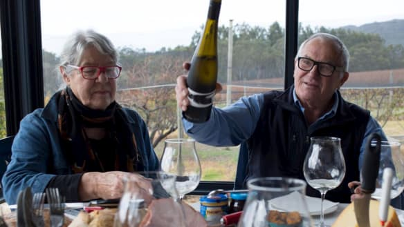 Calling time on wine: WA couple make Australia's best drop — then decide to sell up