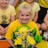 Aussies kids urged to wear yellow for Canberra's Annabelle Potts