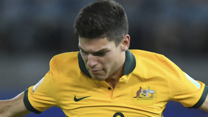 'Like a dream': The Socceroo proud to represent the country he's never visited