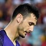 Janjetovic's rush of blood keeps Wanderers' derby curse alive