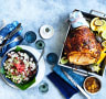 Adam Liaw's tropical feast to serve for Christmas