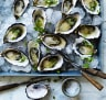 Adam Liaw's spiked oysters and barbecued lamb ribs