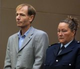 Sean Davison in the High Court, which sentenced him to five months' home detention for helping his mother die.