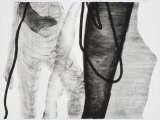 <i>Muse</i> by Gabrielle Soulsby in <i>Works on Paper</i> by Gabrielle Soulsby and <i>Sculpture</i> by Leonie Gill at Form Studio and Gallery