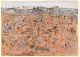 Fred Williams' You Yangs Landscape 1 (1963), The Westfarmers Collection, Perth.