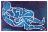 Tackle etching by Jim Pavlidis.