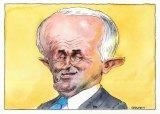Malcolm Turnbull, by John Spooner